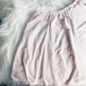 • (2) Brandy Melville Skirts •